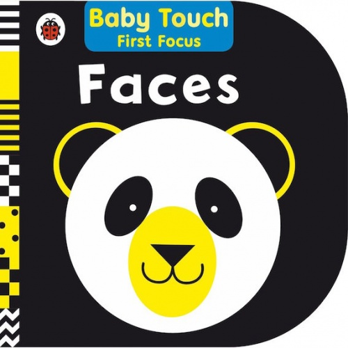 Baby Touch - First Focus Faces