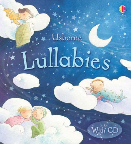 Book of Lullabies Board book with CD