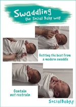 Swaddling The Social Baby Way DVD