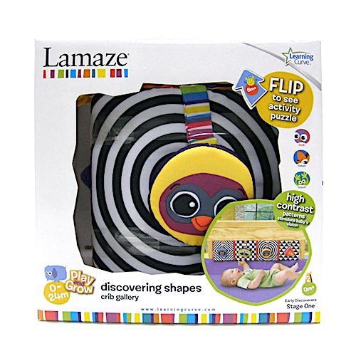 Discovering Shapes Soft Activity Puzzle