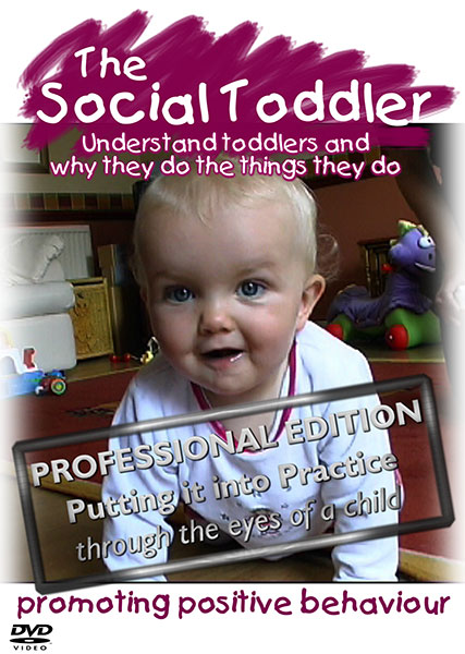 Social Toddler dvd Prof Ed