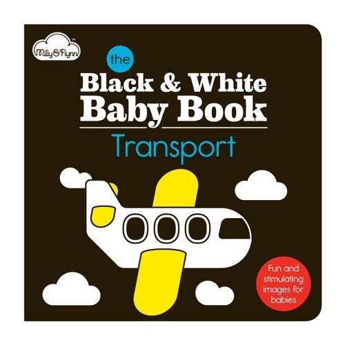 The Black & White Baby Book - Transport