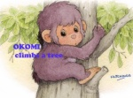 Okomi Climbs a Tree (download)